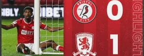 Bristol City 0:1 Middlesbrough