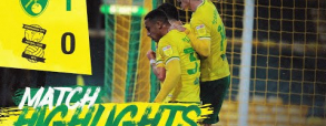 Norwich City 1:0 Birmingham