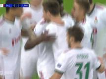 Red Bull Salzburg 2:2 Lokomotiw Moskwa