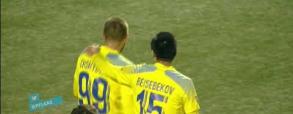 FC Astana 86:84 Tobol