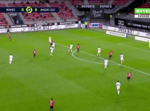 Stade Rennes 1:2 Angers