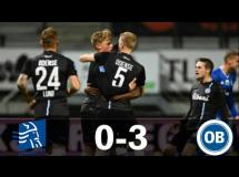 Lyngby Boldklub 0:3 Odense BK