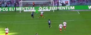 RB Lipsk 2:1 Hertha Berlin