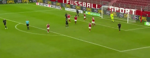 FSV Mainz 05 2:3 Borussia Monchengladbach