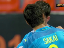 Lorient 0:1 Olympique Marsylia