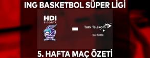 Belediyespor 84:89 Turk Telekom
