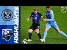 New York City FC 3:1 Montreal Impact