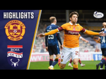 Motherwell 0:0 Ross County