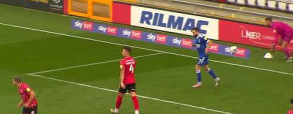 Lincoln 1:0 Ipswich Town