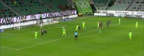 VfL Wolfsburg 2:1 Arminia Bielefeld