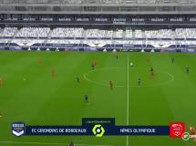 Bordeaux 2:0 Nimes Olympique