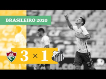 Fluminense 3:1 Santos
