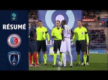 Chateauroux 1:2 Paris FC