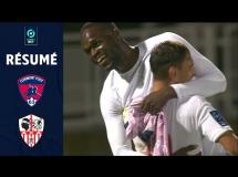 Clermont Foot 0:2 Ajaccio