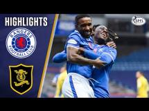 Rangers 2:0 Livingston
