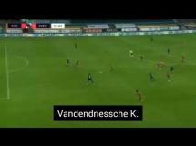 Oostende 3:0 SV Zulte-Waregem