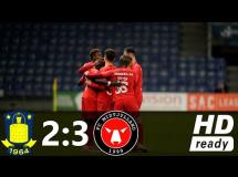 Brondby IF 2:3 Midtjylland
