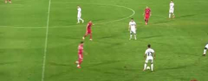 Radnicki Nis 1:0 Partizan Belgrad