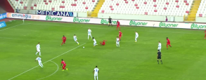 Sivasspor 0:2 Rizespor