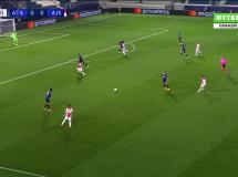 Atalanta 2:2 Ajax Amsterdam