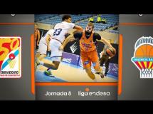 Obradoiro CAB 77:78 Valencia Basket