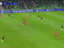 FK Krasnodar 0:4 Chelsea Londyn