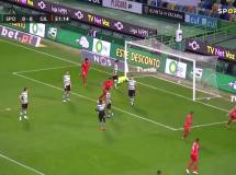 Sporting Lizbona 3:1 Gil Vicente