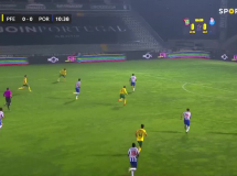 Pacos Ferreira 3:2 FC Porto