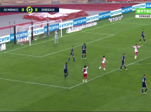 AS Monaco 4:0 Bordeaux