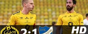 Elfsborg 2:1 Norrkoping