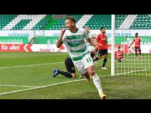 Greuther Furth 4:1 Hannover 96