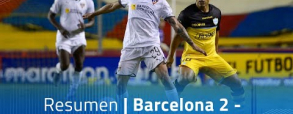 Barcelona SC 2:2 LDU Quito