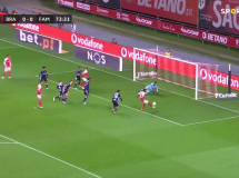 Sporting Braga 1:0 Famalicao
