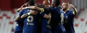 Antalyaspor 1:2 Fenerbahce
