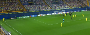 Villarreal CF 1:0 Maccabi Tel Awiw