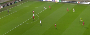 Antwerp 0:1 LASK Linz