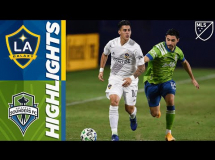 Los Angeles Galaxy 1:1 Seattle Sounders