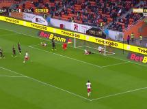 Urał Jekaterynburg 2:2 Spartak Moskwa