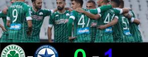 Panathinaikos Ateny 0:1 Atromitos Ateny