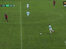 Slavia Mozyr 0:1 Dynamo Mińsk