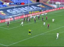 Genoa 1:3 AS Roma