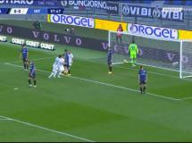 Atalanta 1:1 Inter Mediolan