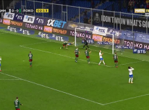 Dynamo Moskwa 5:1 Lokomotiw Moskwa