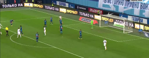 Zenit St. Petersburg 3:1 FK Krasnodar