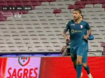 Benfica Lizbona 2:3 Sporting Braga