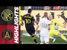 Columbus Crew 2:1 Atlanta United