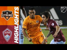 Houston Dynamo 1:2 Colorado Rapids