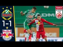 Rapid Wiedeń 1:1 Red Bull Salzburg