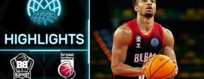 Bilbao Basket 71:77 Bamberg