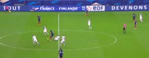 Francja 0:2 Finlandia